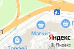 Схема проезда до компании Quickpay в Барнауле