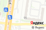 Схема проезда до компании Маэстро красоты в Барнауле