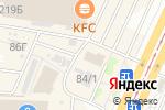 Схема проезда до компании Шашлык-City в Барнауле