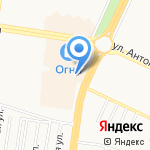 Большой Праздник на карте Барнаула