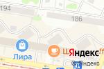 Схема проезда до компании Улитка в Барнауле