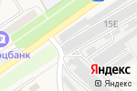 Схема проезда до компании Айболит-Сервис в Барнауле