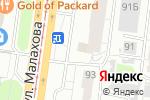 Схема проезда до компании СТ-МЕД в Барнауле