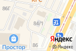 Схема проезда до компании КОРТО в Барнауле