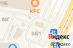 Схема проезда до компании Огни в Барнауле