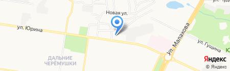 Экзотика на карте Барнаула