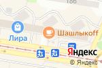 Схема проезда до компании SOFT Мебель в Барнауле