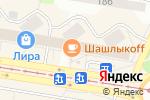 Схема проезда до компании Ситилинк-мини в Барнауле