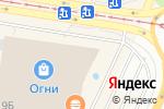 Схема проезда до компании Lensomat в Барнауле