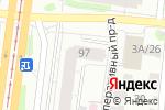 Схема проезда до компании Успех, ТСЖ в Барнауле