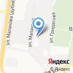 Кардан Сервис на карте Барнаула