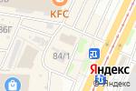 Схема проезда до компании Автопрогулка в Барнауле