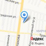 БИЗНЕС-ГАРАНТ на карте Барнаула