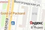 Схема проезда до компании ЮММ в Барнауле