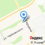 Электронные панно и Светодинамика на карте Барнаула