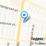 Helen Fisher на карте Барнаула