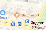Схема проезда до компании МейТан в Барнауле