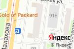 Схема проезда до компании СТРИТ ЛАЙН в Барнауле