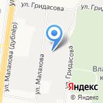 Интер-Масло на карте Барнаула