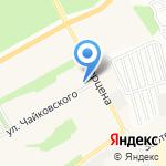 Пункт централизованной охраны №6 Управления вневедомственной охраны по г. Барнаулу на карте Барнаула