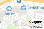 Схема проезда до компании 1 PINTA в Барнауле