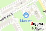 Схема проезда до компании Южаночка в Барнауле