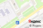 Схема проезда до компании ПожСервис в Барнауле