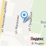 ПСК ДюкА на карте Барнаула