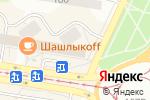 Схема проезда до компании Радиотехника в Барнауле