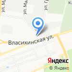 Мастерская по ремонту квадроциклов на карте Барнаула