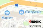 Схема проезда до компании Джумана в Барнауле
