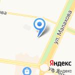 CyberPlat на карте Барнаула