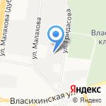 ЛесТрейд на карте Барнаула