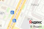 Схема проезда до компании BELLAGIO в Барнауле