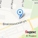 Evolution на карте Барнаула