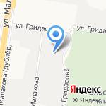 ПромКотлоСнаб на карте Барнаула
