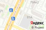 Схема проезда до компании Лора в Барнауле