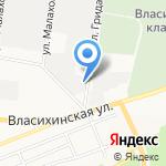 Алтайские МеталлоКонструкции на карте Барнаула