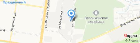 Асб групп на карте Барнаула