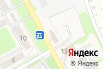 Схема проезда до компании Шиномонтажная мастерская в Барнауле