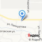 Строй-Гранд на карте Барнаула