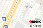 Схема проезда до компании Градуss в Барнауле