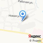АвтоВинил22 на карте Барнаула