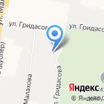 Столица молока-Барнаул на карте Барнаула