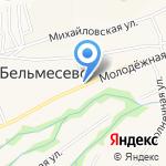 Лада плюс на карте Барнаула