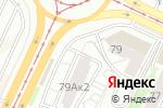 Схема проезда до компании Клеопатра в Барнауле