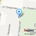 Авто-Рай на карте Барнаула