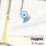 Парфюм Вояж на карте Барнаула