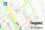 Схема проезда до компании Сибстрой в Барнауле