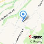 Автомастерская грузовых автомобилей на карте Барнаула
